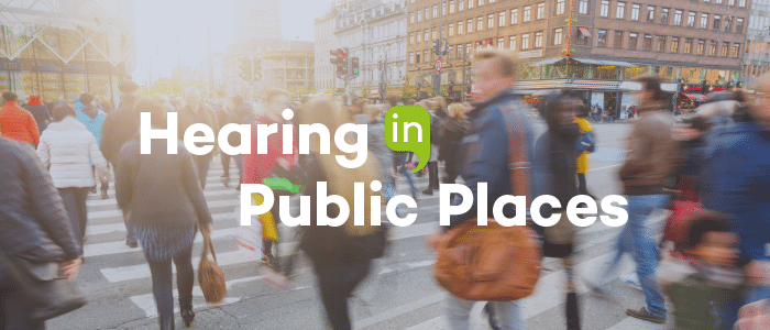 hearing loss in public