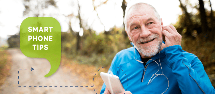 smartphones and hearing aiids