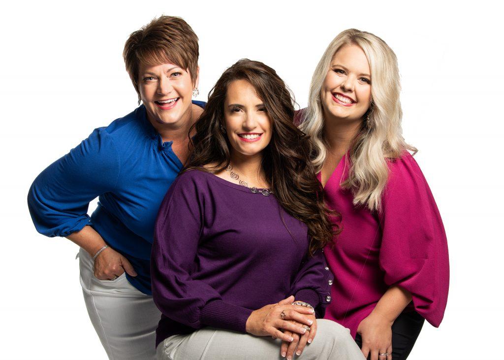 Doctors Sandra Miler, Meghanne Wetta, Macy Schott-Miller Audiologists