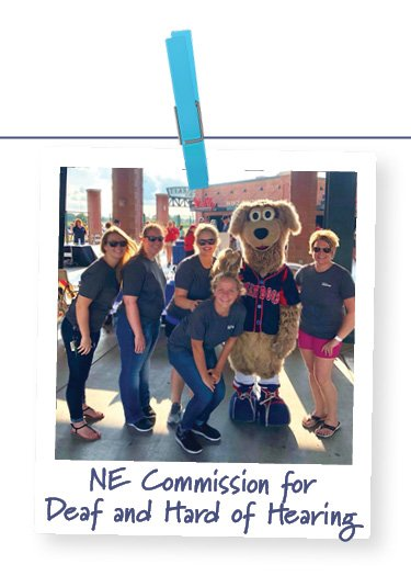 NE Commission for  Deaf and Hard of Hearing