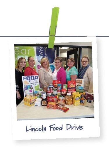 Lincoln Food Drive